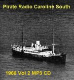 Offshore Pirate Radio Caroline South 1966