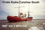Offshore Pirate Radio Caroline South1967