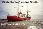 Offshore Pirate Radio Caroline South 1967
