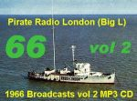 Offshore Pirate Radio London Big L 1966
