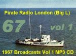 Offshore Pirate Radio London Big L 1967