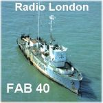 Offshore Pirate Radio London FAB 40 SHOWS MP3 CD