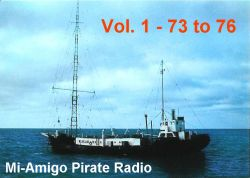 Pirate Radio Mi Amigo Vol 1 1973 - 76 MP3 CD