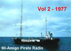 Pirate Radio Mi Amigo Vol 2 1977 MP3 CD