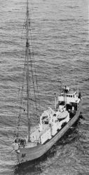 Pirate Radio Nord 1961 - 62